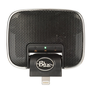 Blue Mikey Digital V2 Microphone with Lightning Connection