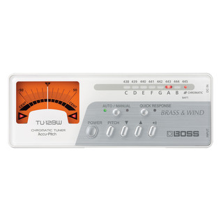 Boss TU12-BW Chromatic Tuner