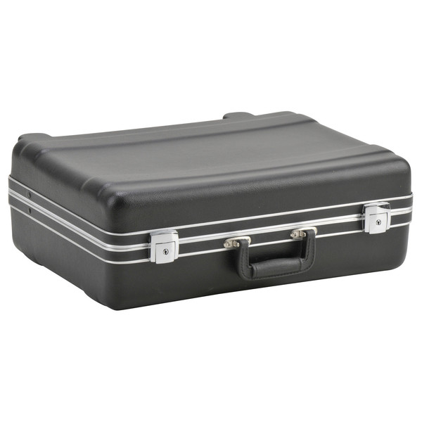 SKB Luggage Style Transport Case (2014-01) - Angled Closed