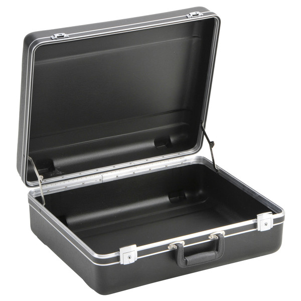 SKB Luggage Style Transport Case (2016-01) - Angled Open