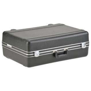 SKB Luggage Style Transport Case (2218-01) - Angled Closed