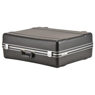 SKB Luggage Style Transport Case (2520-01) - Angled Closed