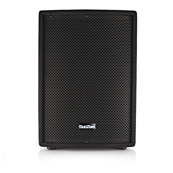 "700W 12"" Active PA System with Mics and Stands"