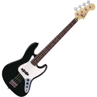 Squier by Fender Affinity Jazz Bass, Black