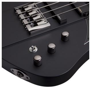 Schecter Sixx Bass Guitar Control Knobs