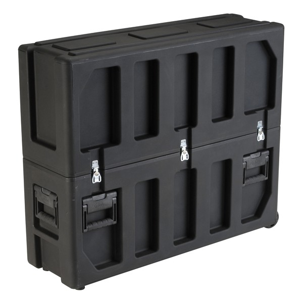 SKB Large LCD Screen Case - Angled Closed 2