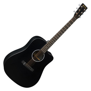 Martin DCXAE Electro Acoustic, Black Full