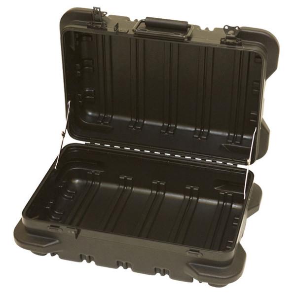 SKB Heavy Duty Case (1711-01) - Angled Open
