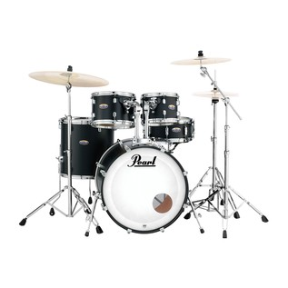 Pearl Decade Maple 22'' Am Fusion W/ Hardware Pack, Slate Black