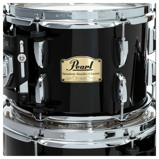 Pearl Session Studio Classic 20'' 4 Piece Shell Pack, Piano Black