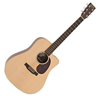 Martin DCX1AE Electro Acoustic Guitar, Natural