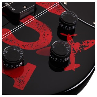 Simon Gallup Signature Ultra Spitfire Bass