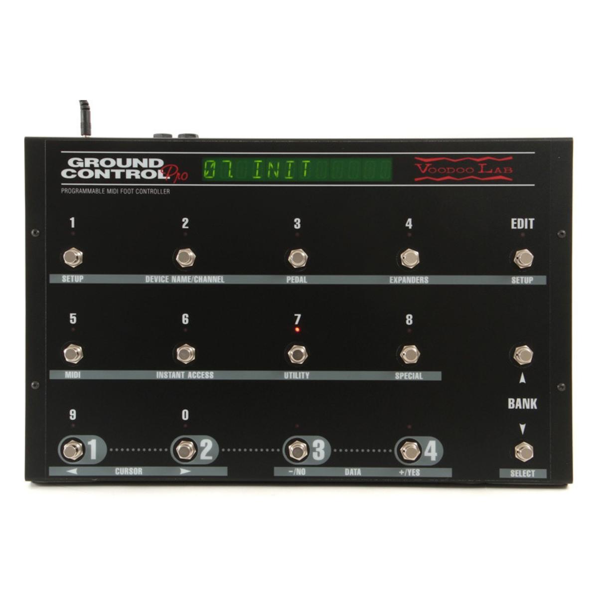 voodoo lab ground control pro at gear4music. Black Bedroom Furniture Sets. Home Design Ideas