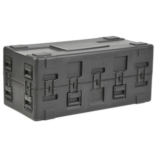 SKB R Series 5123-21 Waterproof Case (Empty) - Angled Closed