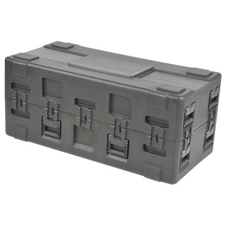 SKB R Series 5123-21 Waterproof Case (Empty) - Angled Closed 2