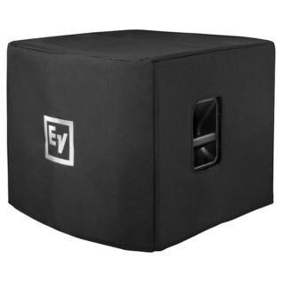 Electro-Voice Padded Cover for ETX-15SP Speakers with EV Logo