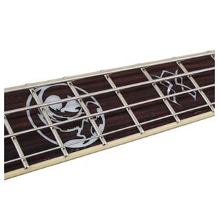 Dale Stewart Avenger Bass Guitar,Black
