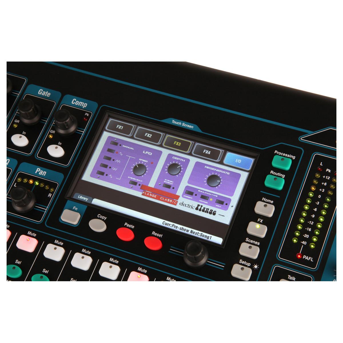 Allen & Heath Qu-16 Digital Mixer ASIO/WDM Driver