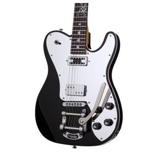 Schecter Pete Dee PT Electric Guitar, Gloss Black