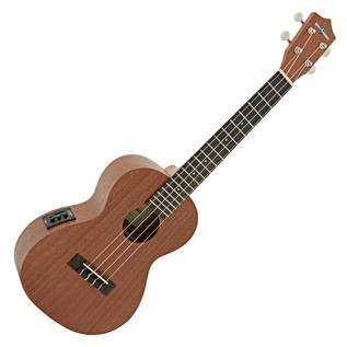 Deluxe Electro Acoustic Tenor Ukulele by Gear4music