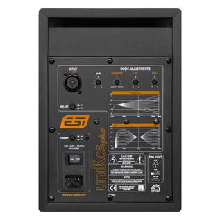 ESI uniK 05+ Back Panel