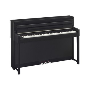 Yamaha CLP585 Clavinova Digital Piano - Polished Ebony