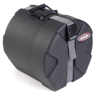 """SKB 8"""" x 8"""" Tom Case With Padded Interior - Angled Closed"""