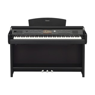Yamaha CVP705 Clavinova Digital Piano, Black Walnut