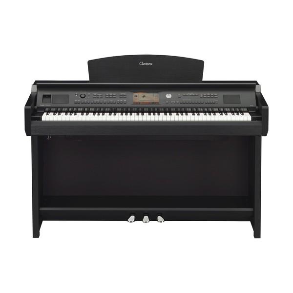 Yamaha CVP705 Clavinova Digital Piano, Polished Ebony