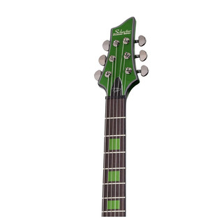 Schecter Kenny Hickey C-1 EX S Electric Guitar, Steele Green