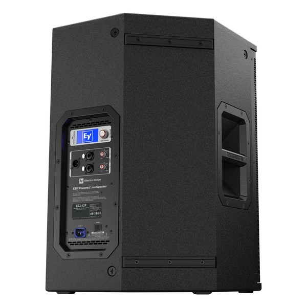 """12"""" 2-Way Powered Speaker Cabinet with DSP, 2000W"""