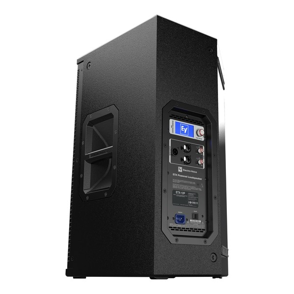 """Electrovoice 12"""" 2-Way Powered Speaker Cabinet with DSP, 2000W"""