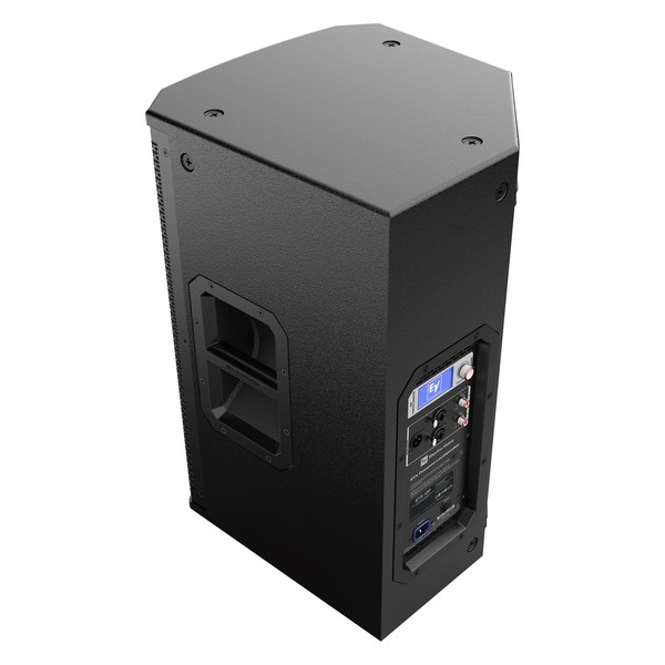"10"" 2-Way Powered Speaker Cabinet with DSP, 2000W"