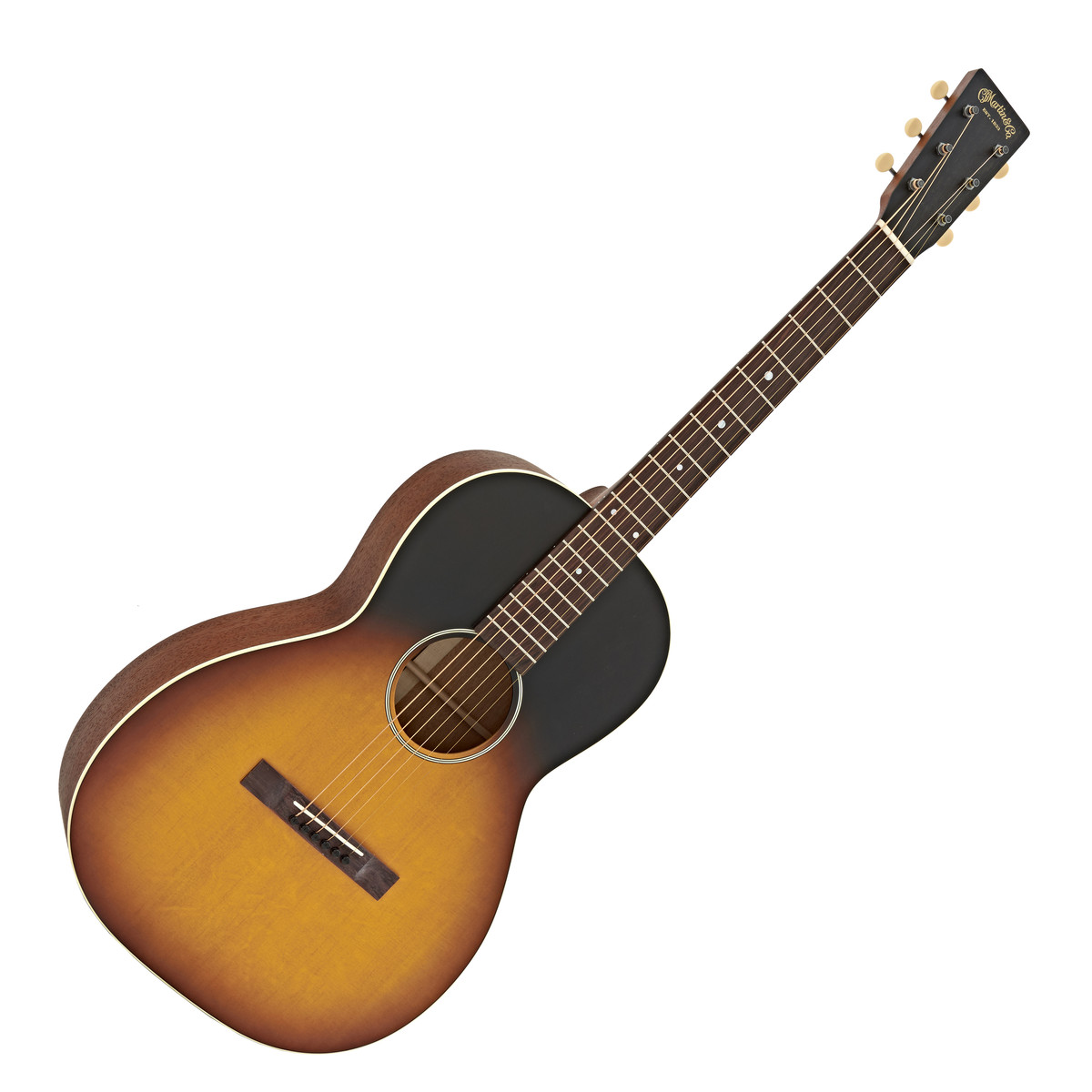 Martin 00 17s Acoustic Guitar Whiskey Sunset