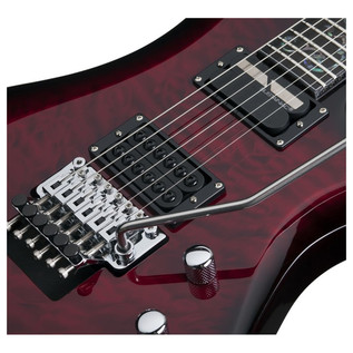 Schecter Nikki Stringfield A-6 FR S Electric Guitar