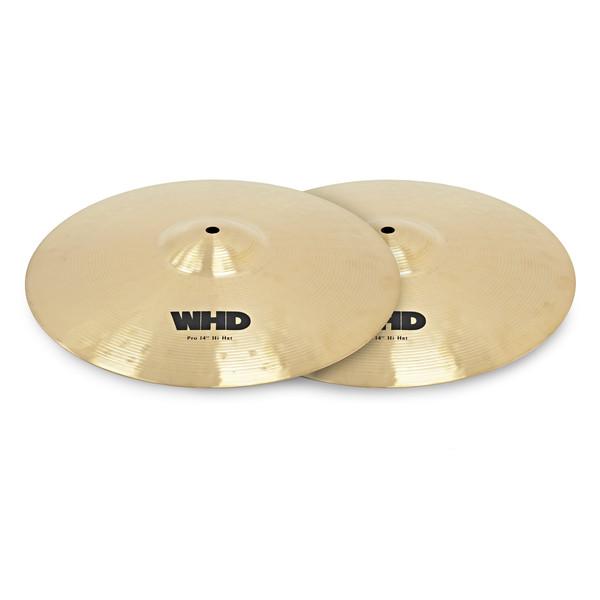 "WHD Pro 14"" Hi Hat Cymbals"