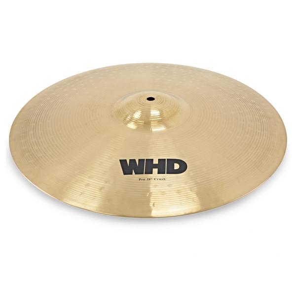 """WHD Pro 18"""" Crash Cymbal"""