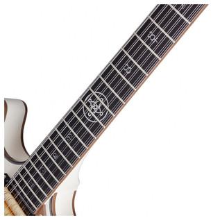 Schecter Wayne Hussey Corsair-12 Signature Guitar,Ivory