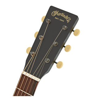 Martin 00-17S Acoustic Guitar, Black Smoke
