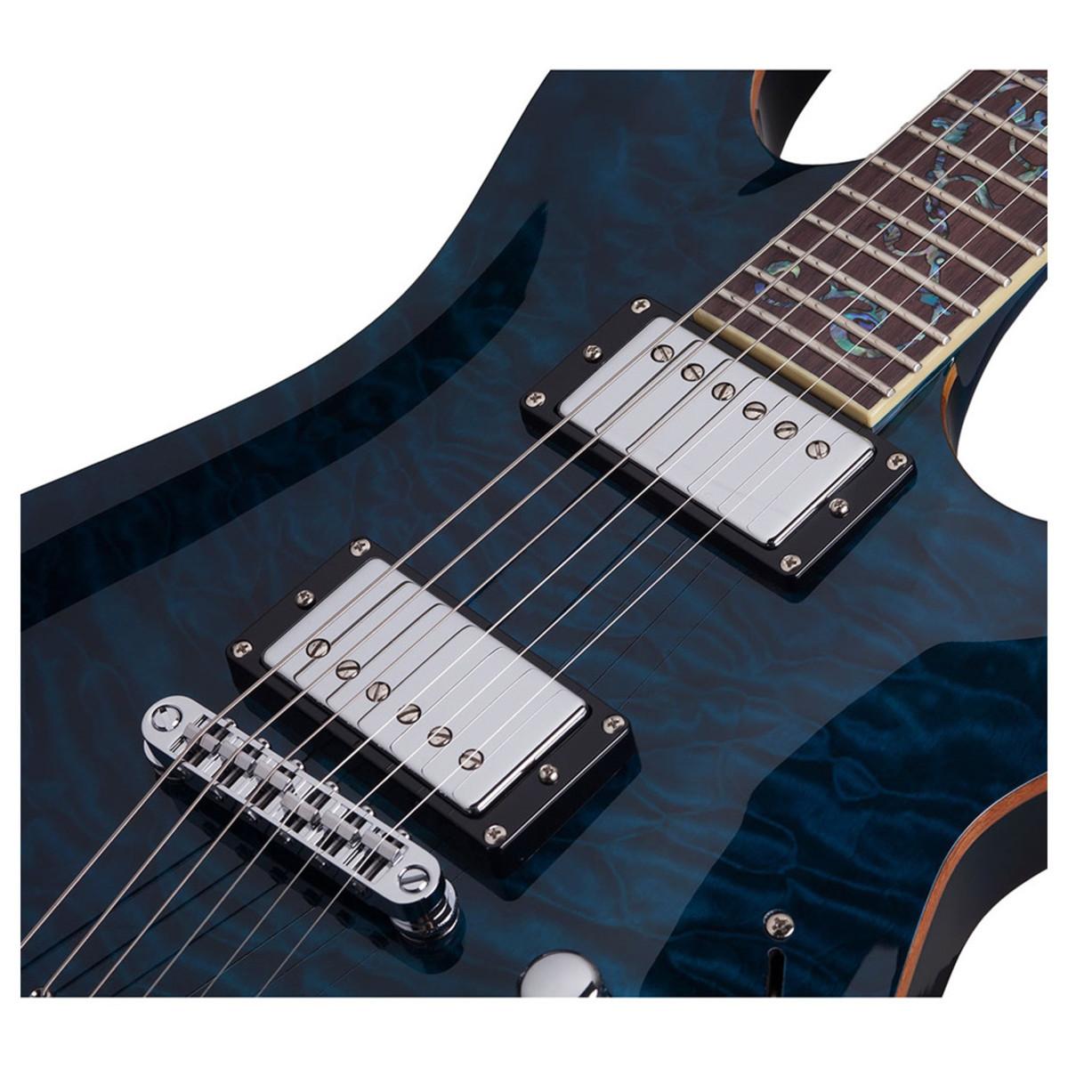 SONDERANGEBOT klassische Gitarre Schecter c-1 bei Gear4music