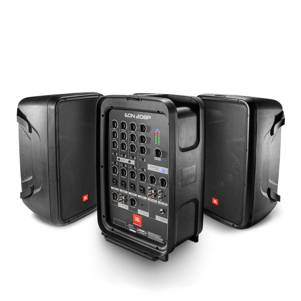 JBL EON208P Mobile PA System
