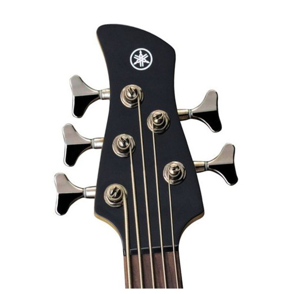 Yamaha TRBX305 5-String Bass Guitar, Black