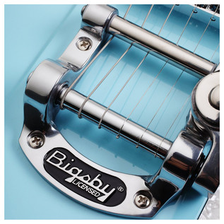 Schecter Ultra III Bigsby Bridge