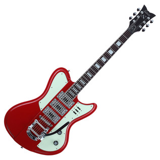 Schecter Ultra III Electric Guitar, Vintage Red