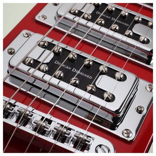 Schecter Ultra III Electric Guitar Duncan Designed Pickups