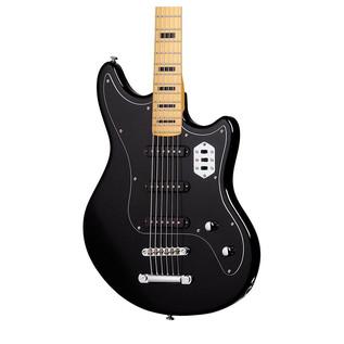 Schecter Hellcat VI Electric Guitar,Gloss Black