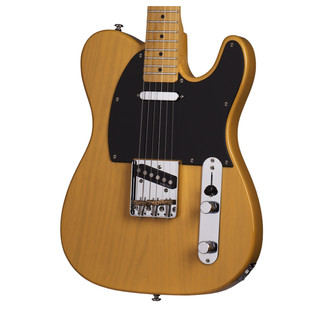 Schecter PT Standard Electric Guitar, Blonde