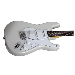 Schecter Traditional Standard Electric Guitar, White