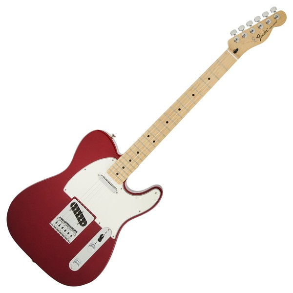 Fender Standard Telecaster MN, Candy Apple Red