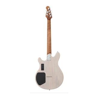 Music Man James Valentine Signature Guitar, Trans Buttermilk